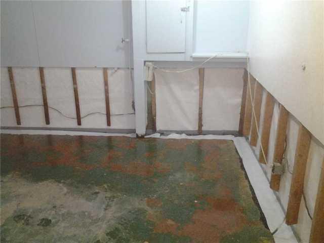 Waterproof Basement Flooring Installed in Hillside, NJ