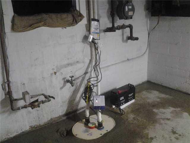 Waterproofing in Bound Brook
