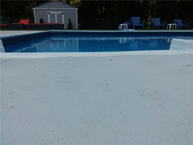 Raising a Pool Patio in Fairfield, NJ