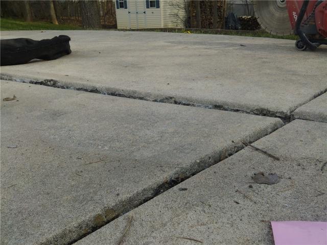 Raising a Sinking Slab in Monroe Township