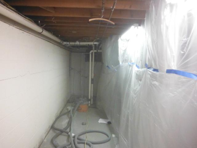 Carbon Armor Installed for structural repairs in Short Hills, NJ