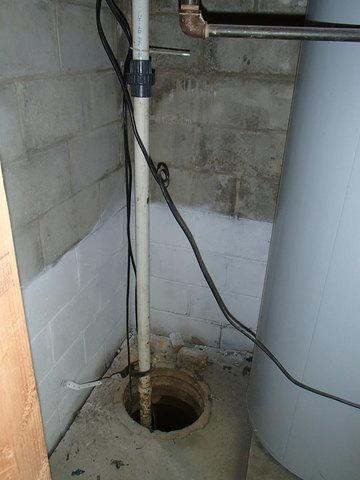 SuperSump Pump System in Monmouth Junction, NJ.