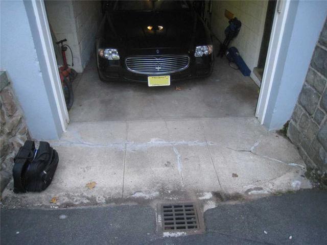 Drain Channel Installed in Essex Fells, NJ