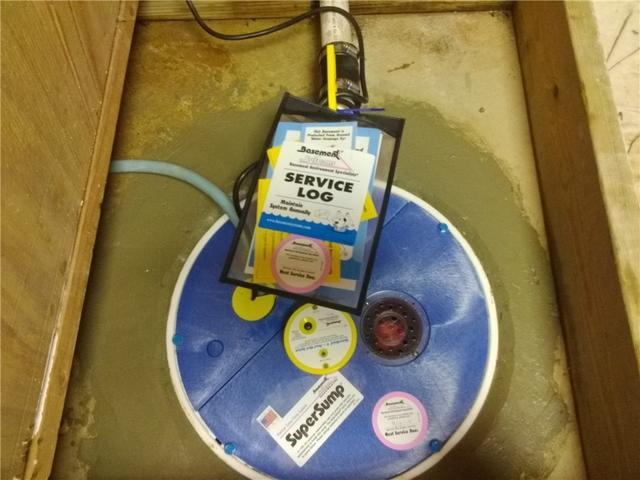SuperSump Sump Pump Installed in Franklin Park, NJ