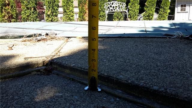 Sinking Pool Deck Repair in Morris County, NJ
