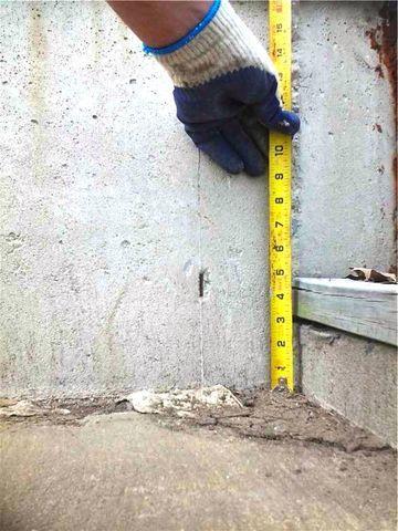 PolyLEVEL Raises Concrete Pool Area in Lumberton, NJ
