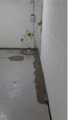 Unwanted Water in Basement Eliminated in Long Valley, NJ
