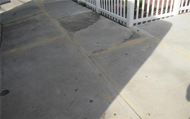 Bergen County Concrete Raised