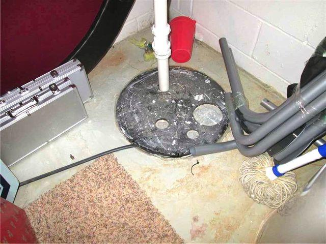 TripleSafe Sump Pump Install Does the Job in Short Hills!