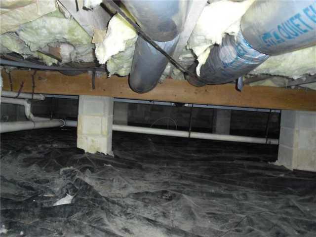Crawl Space Insulation and Encapsulation in Lakehurst, NJ