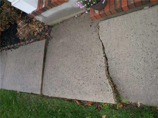 Cracked Pavement Fixed in Tinton Falls, NJ