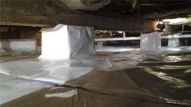 Prevention Future Mold Growth in Crawl Space in Seaside Park, NJ