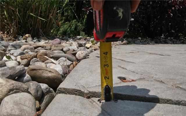 Sinking Concrete Repaired in Mercer County, NJ