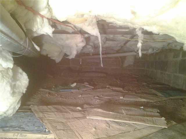 Humidity in Crawl Space Repaired in Colonia, NJ