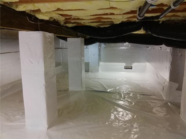 Crawl Space Insulation in Little Egg Harbor Township, NJ
