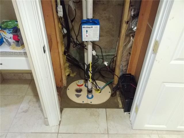 New Sump Pump Installed in Green Village, NJ