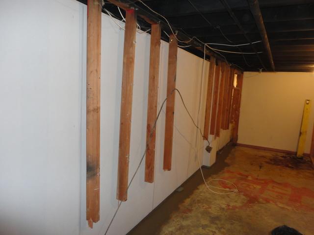 BrightWall Installtion in Upper Saddle River, NJ
