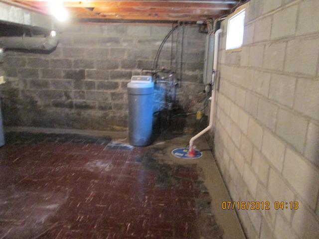 Basement waterproofing in Montville, NJ