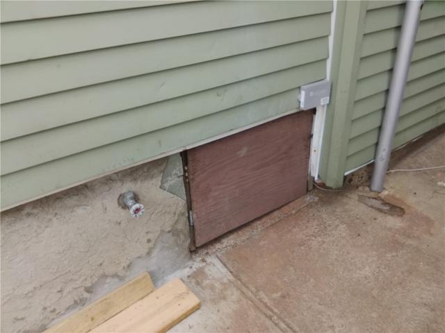 New Crawl Space Door Install in Bayonne, NJ