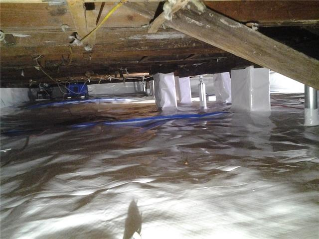 Crawl Space Repair in Harvey Cedars, NJ