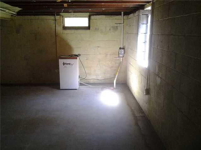 SaniDry & SuperSump Installed to Waterproof Basement in Mahwah
