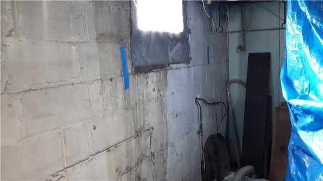 Fort Lee, NJ Home Has Foundation Crack