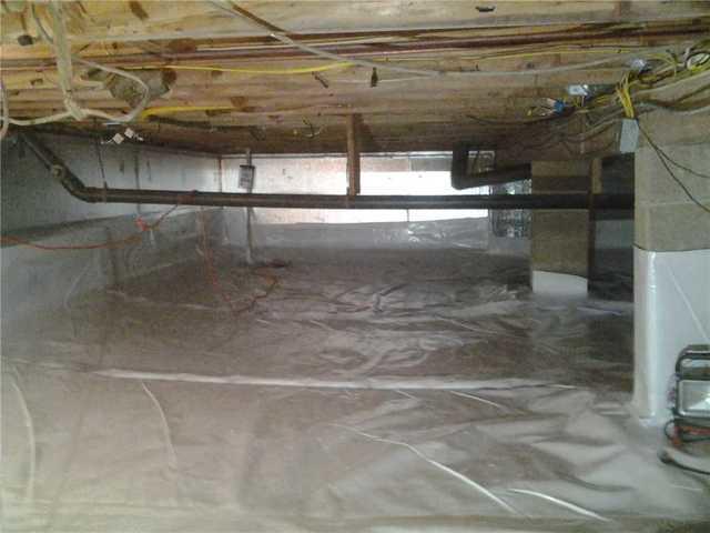 Monmouth County Crawl Space Repair
