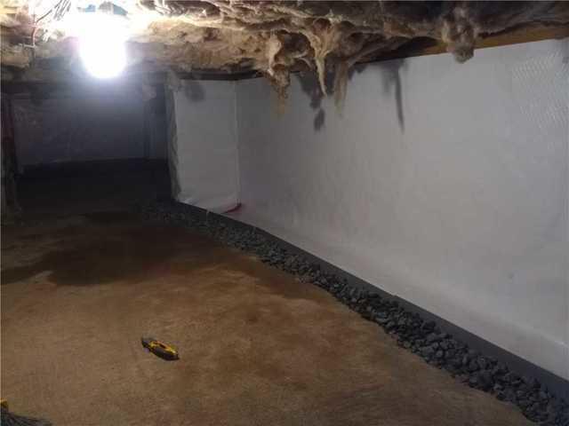 Crawl Space Repair in Elizabethport, NJ