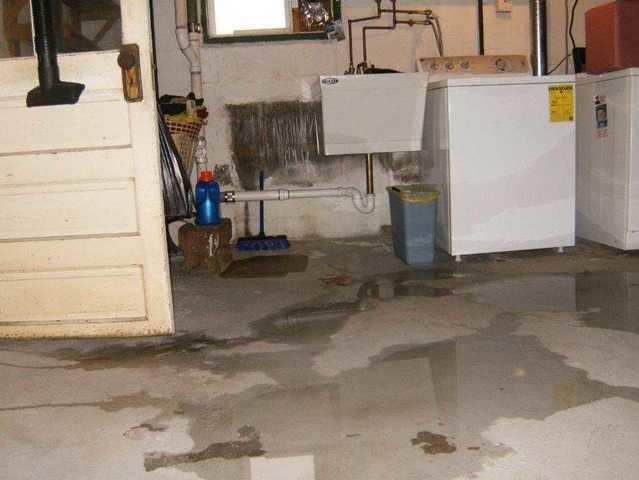 Flooded Basement Needs WaterGuard in Union, NJ