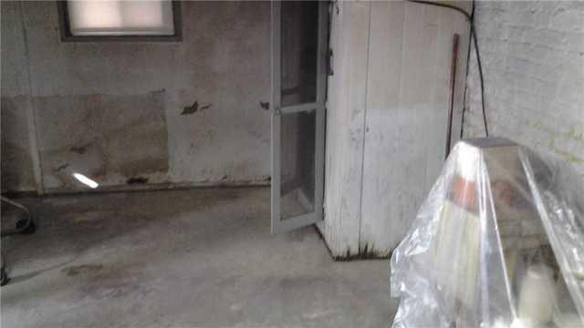 CleanSpace Walls Installed in basement to protect belongings in South River