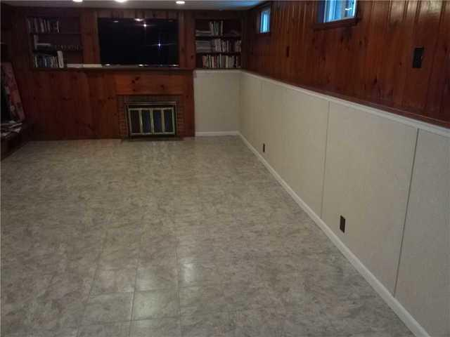 Basement Wall and Flooring Installation in Chatham, NJ