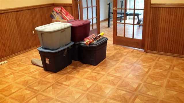 Basement Floor Tiles Installed in Rockaway, NJ