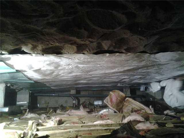 Crawl Space Insulation in Toms River, NJ