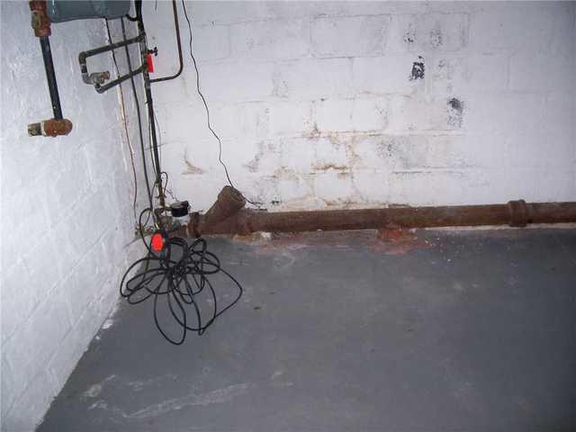 Leaky Basement Repaired in Madison, NJ