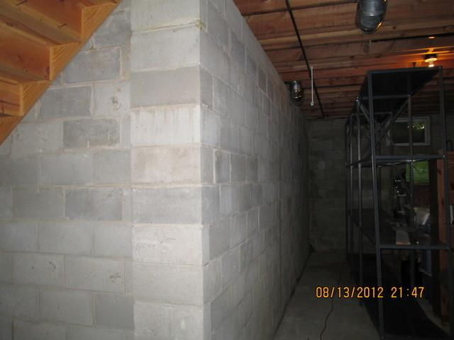 CleanSpace Walling Install in Manasquan, NJ
