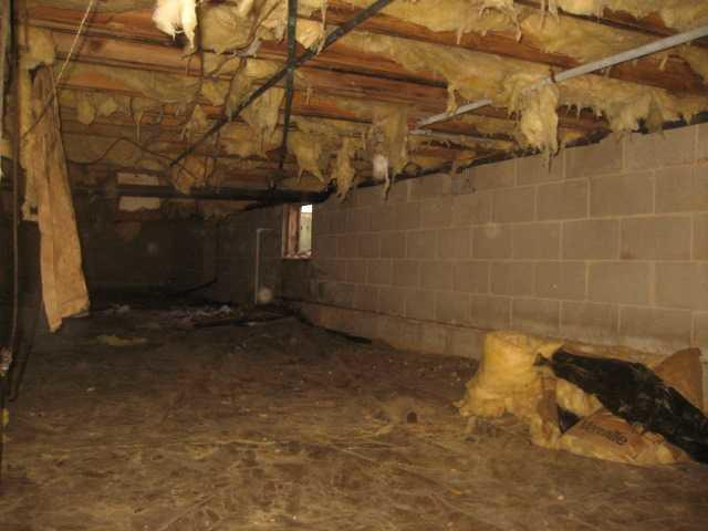 Crawl Space Repair in Absecon, NJ