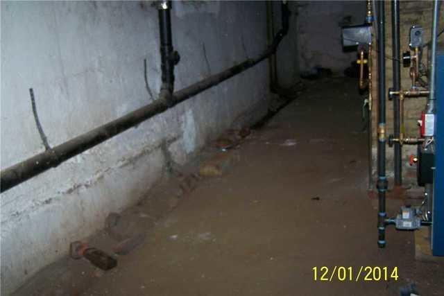 Basement Waterproofed in Elizabeth, NJ