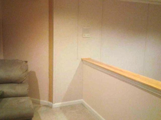EverLast Wall Panels Installed in a Finished Basement in Howell, NJ