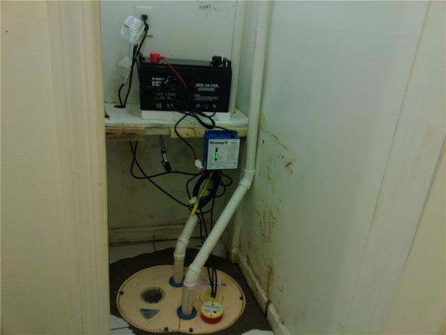 Powerful Sump Pump Installed in Navesink, NJ