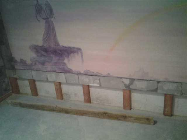 Waterproof Basement Flooring and Basement Wall Panels Installed in Sayreville