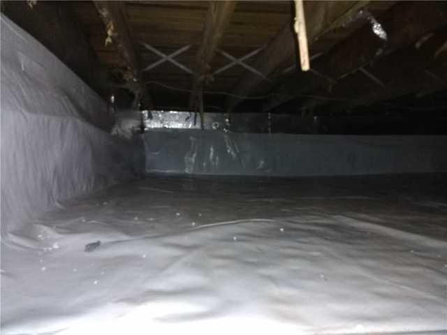 Crawl Space Encapsulation and Vapor Barrier in Parsippany, NJ