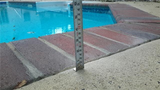 Pool Deck Fixed in Normandy Beach, NJ