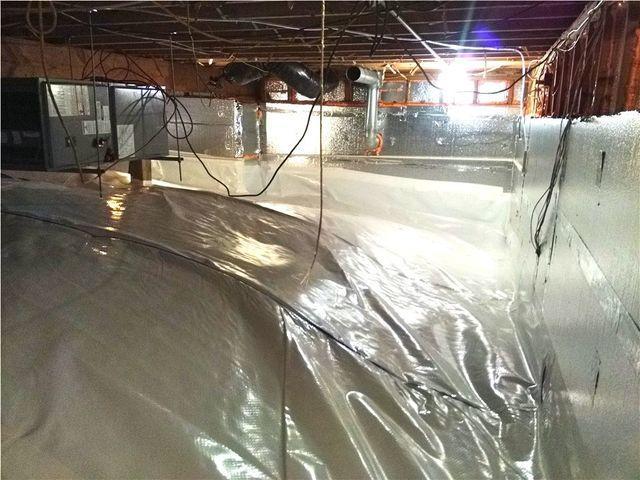 Crawl Space Insulation in Boonton, NJ