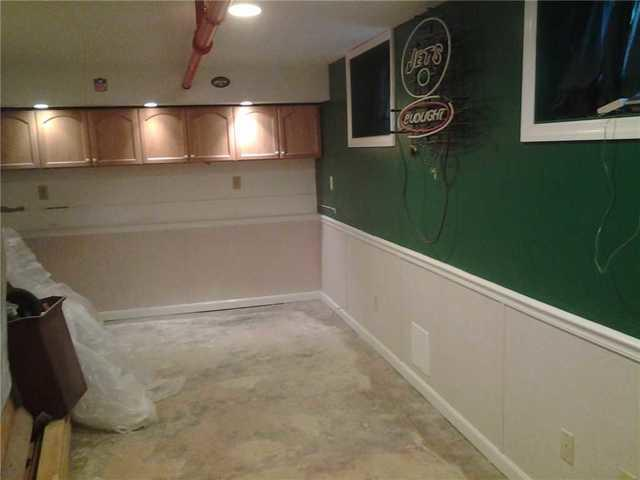 Jets Fan Gets His Man Cave Back