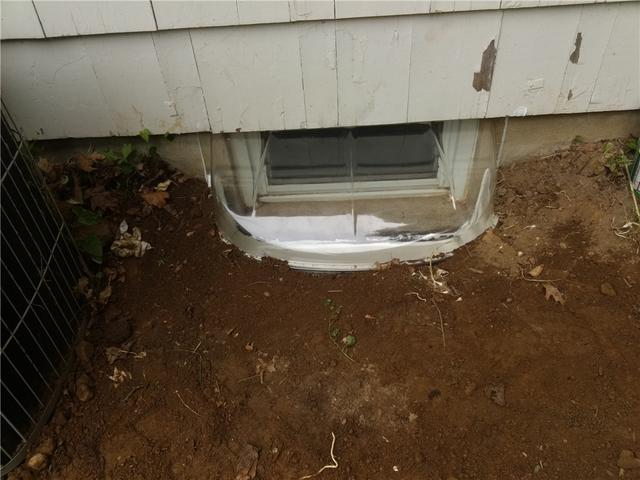 Spacious Egress Window Installed in Monmouth County, NJ