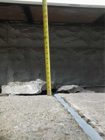 PolyLevel fixes walkway in Burlington