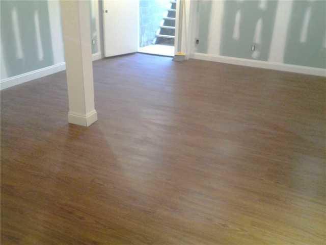 Beautiful Basement Flooring in Clinton, NJ