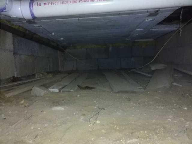 Crawl Space Insulation in Mantoloking, NJ