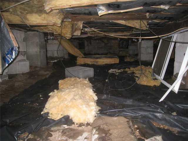 Crawl Space Humidity and Foundation Repairs in Morris County, NJ