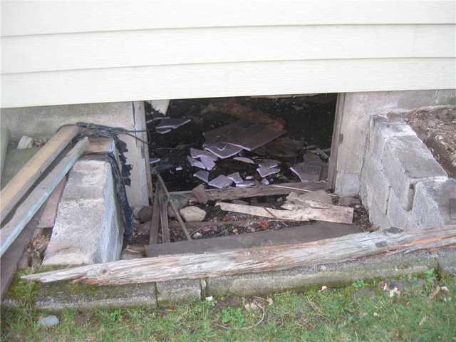 Airtight Crawl Space Access Well Installed in Rochelle Park, NJ